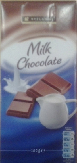 Ryelands Milk Chocolate